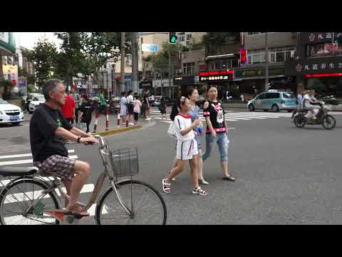 China Street Scenes - Shanghai 上海市