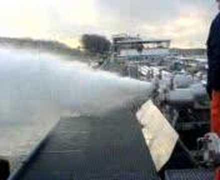 2.000.000 liter water per uur eruit pompen!