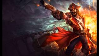 League Of Legends Dubstep [Gangplank]