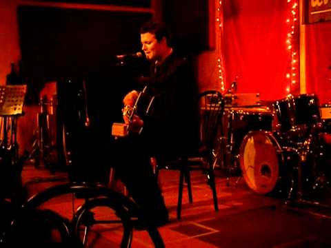 Vince the Lovable Stoner - Jon Fratelli - NYC solo acoustic show