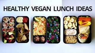 One of Liv B's most viewed videos: Healthy Vegan School Lunch Ideas (#3) BENTO BOX