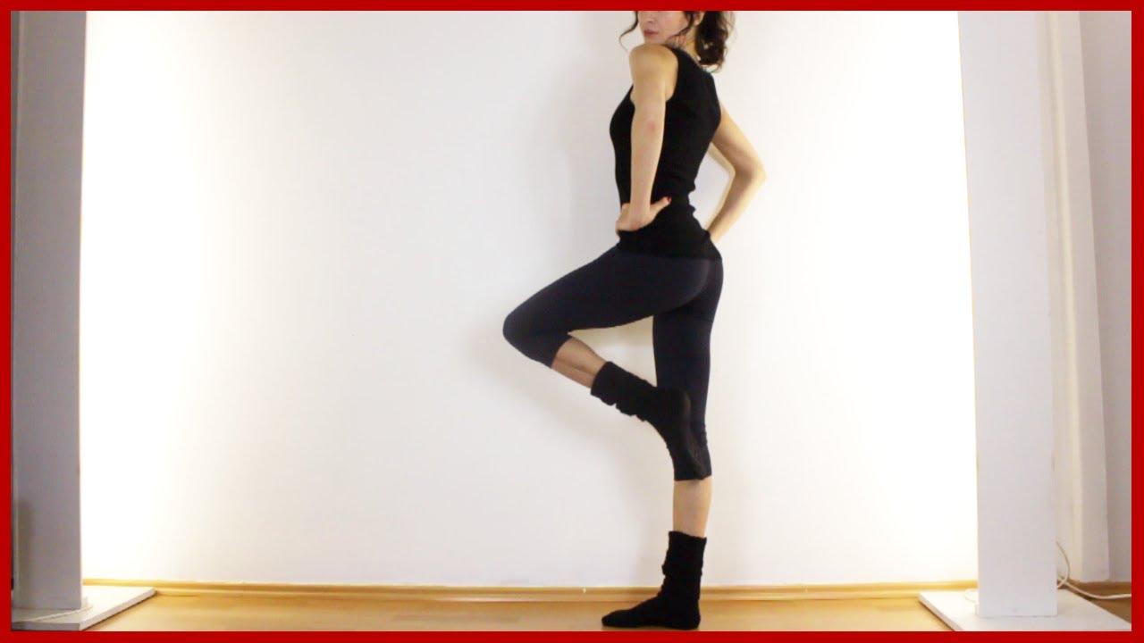 Schöne Beine, starke Füße - YouTube
