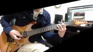 【Guitars】Ibanez J-Custom RG8570 【Amp】amplitube3 I took a video ...