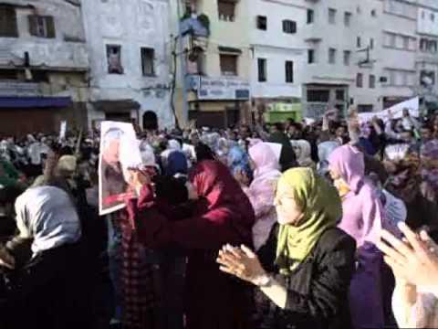 Derb Sultan, Casablanca le 8 Mai 2011 (5).wmv