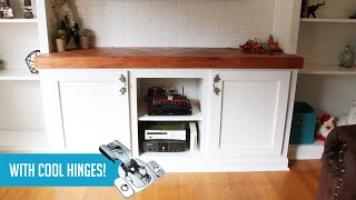 Make and Install Your Own Cabinet Doors