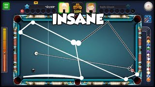 The Most Craziest Knuckle Shot Ever In 8 ball Pool | Trick Shot Highlights