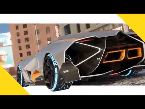 The Crew 2 Bronx Weather Timelapse With Lamborghini Egoista 02