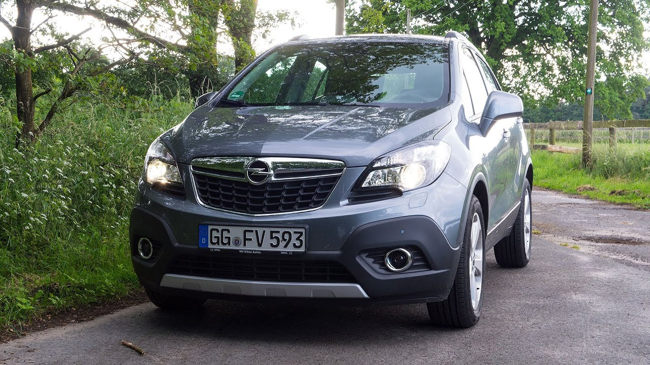 2014 opel mokka 1 4 turbo 4x4 fahrbericht der probefahrt test review german youtube. Black Bedroom Furniture Sets. Home Design Ideas