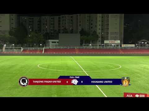 Tanjong Pagar United Hougang United Goals And Highlights