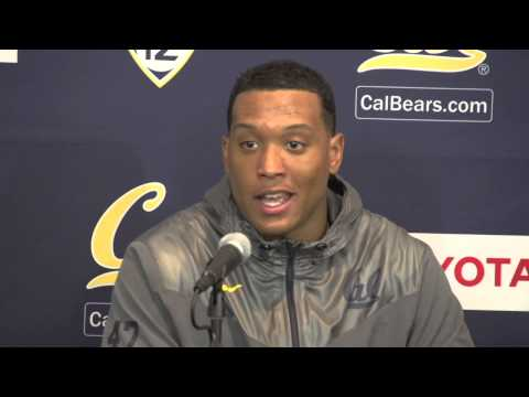 Cal Football: Hardy Nickerson - USC Post Game (11/13/14)