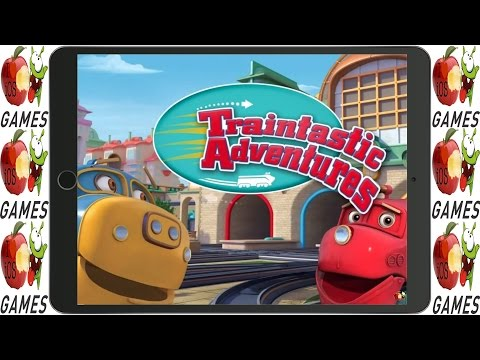 Chuggington Traintastic Adventures - Train Game For Kids