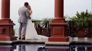 Costa Rica wedding video: Crystal & Joshua