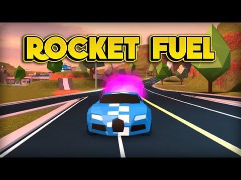 NEW ROCKET FUEL & MORE! (ROBLOX Jailbreak)