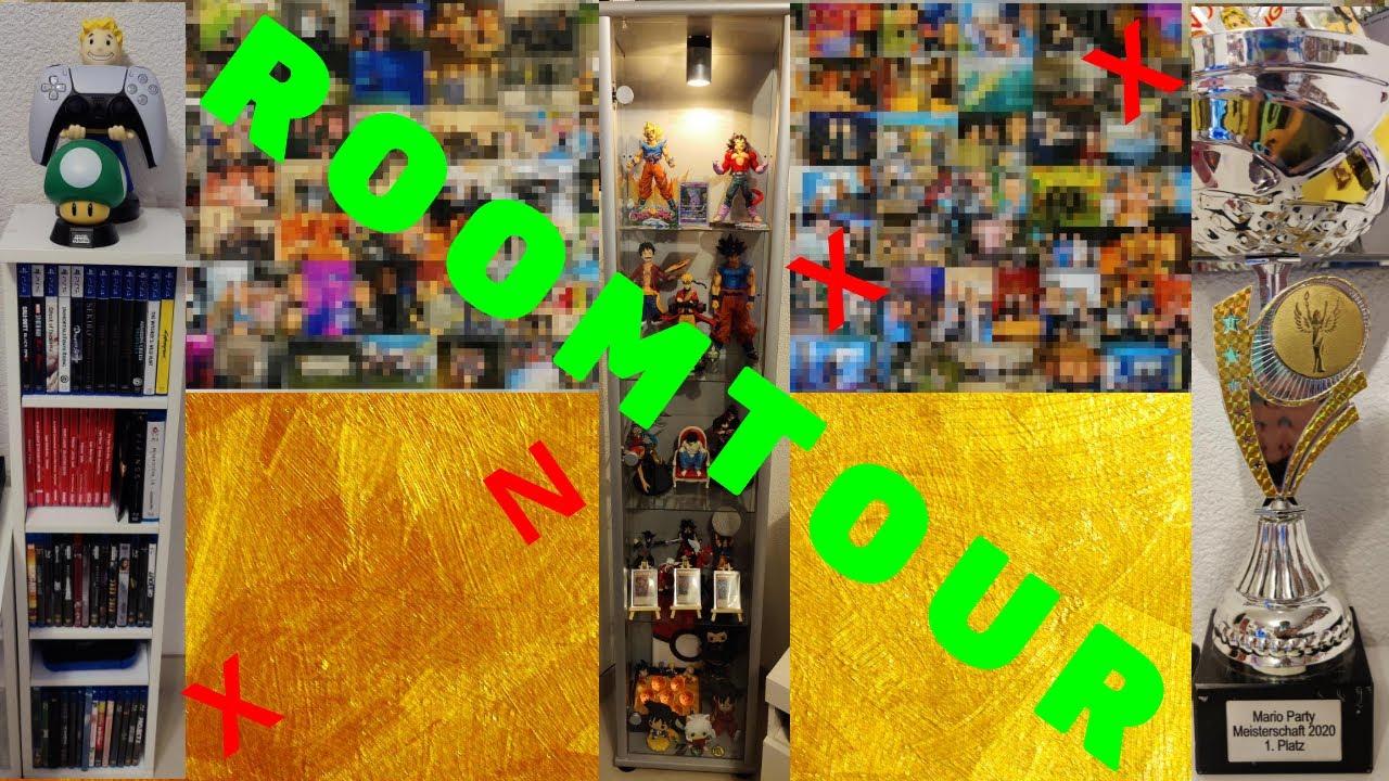 Roomtour Ich zeige ALLES! [[XNXX]]