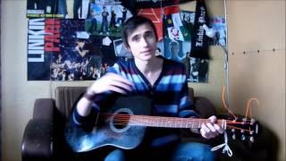 Как Играть Сплин   Мороз По Коже Урок На Гитаре Для Начинающих