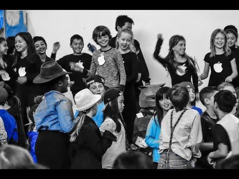 Argonne Elementary School-4th Grade Opera Performance-May 5, 2017