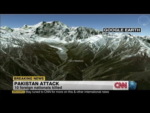 Deadly attack in Pakistan