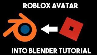 ROBLOX AVATARS - IMPORT THEM IN BLENDER