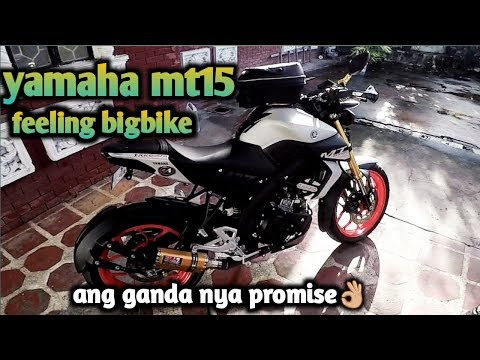 MODIFIED YAMAHA MT15 2019 / REVIEW / FIRST RIDE AND IMPRESSION