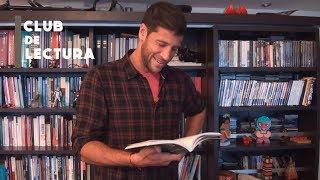 Club de lectura de Rosario 3: Sebastián Domínguez