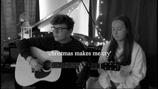 KACEY MUSGRAVES - christmas makes me cry (cover) with annie demars