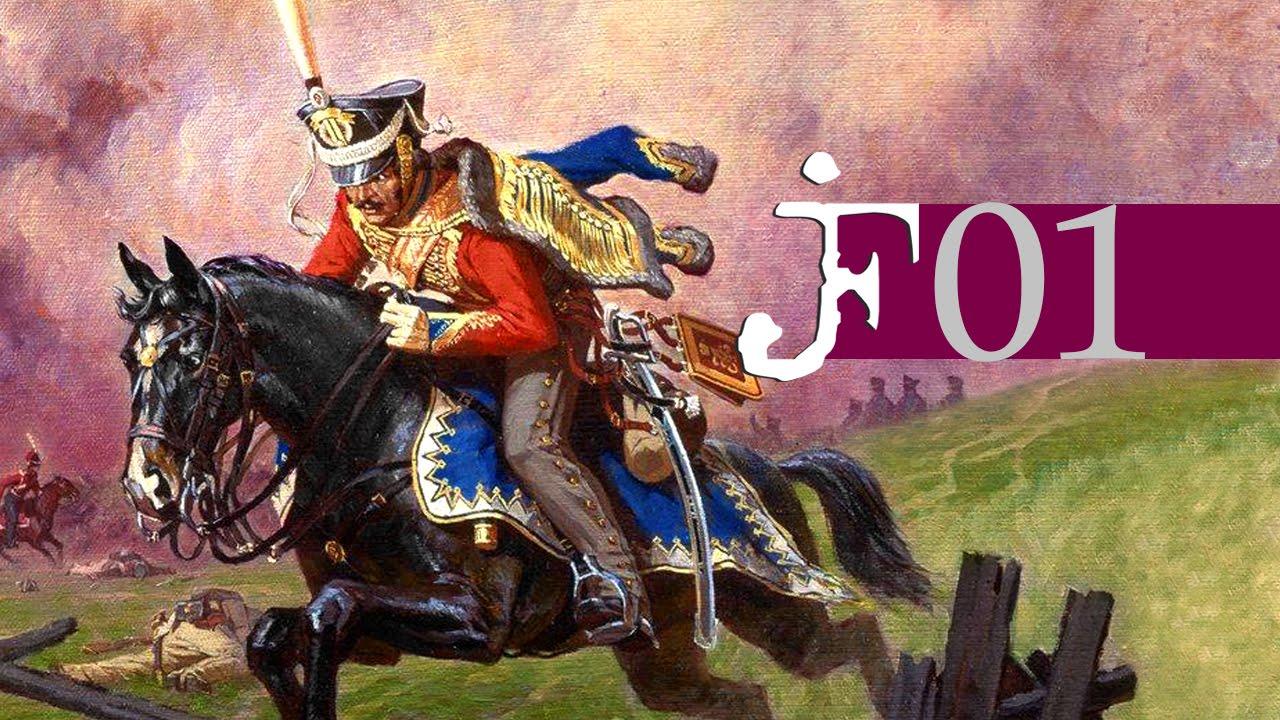 01 Napoleonic Wars Single Player Mod Mount Blade Warband Youtube