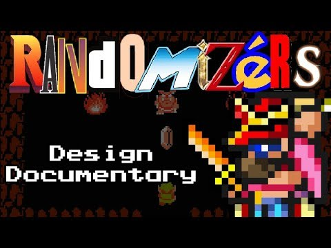 The Utility and Design of Randomizers - Design Documentary