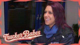 Trucker-Küken Katrin schlägt sich tough durchs Business | Trucker Babes | kabel eins