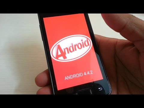 Install Android 4.4.2 KitKat on Samsung Galaxy S Advance I9070
