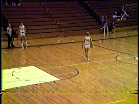 Highland High School (Utah) Basketball 1985 part 1