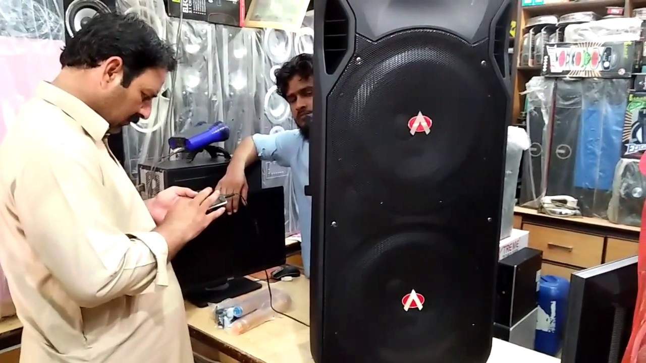 Audionic Mehfil Mh150 Echo Mic Wireless Bluetooth Rechargeable Best Sound Speaker Youtube