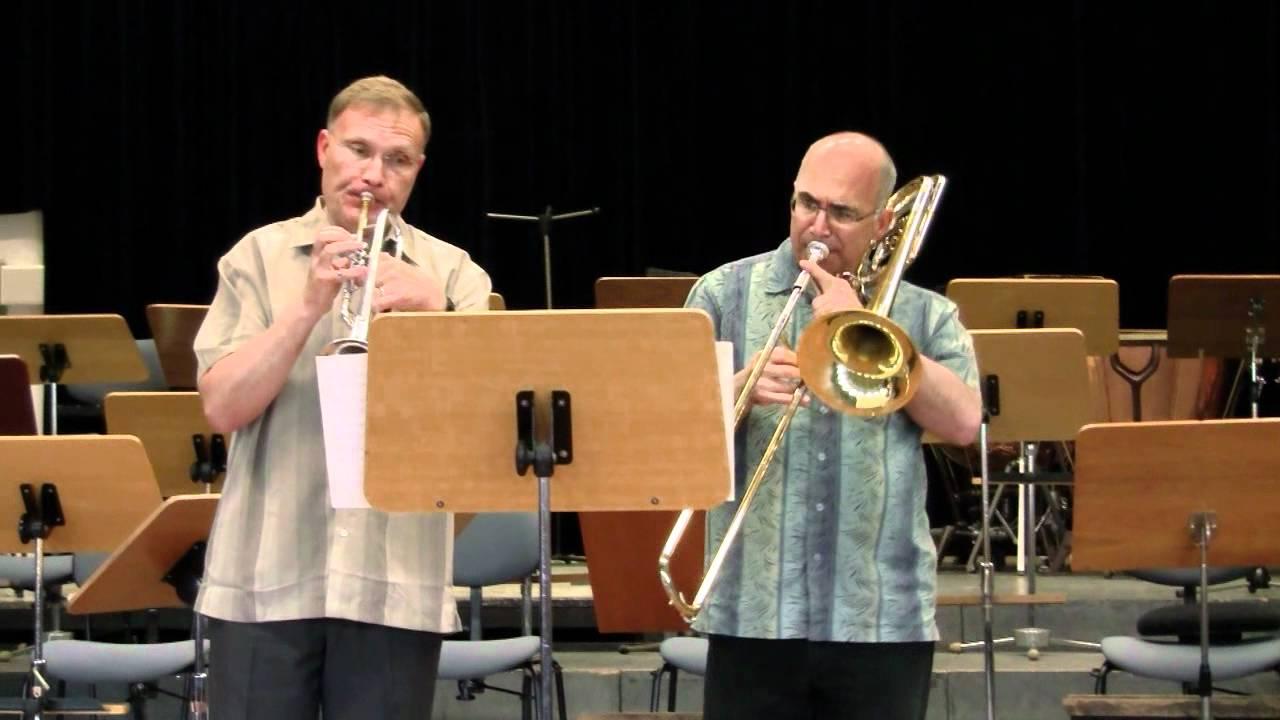 Duo Joe Alessi Phil Smith 12 05 11