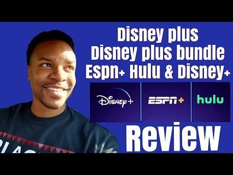 Disney+ and Disney plus bundle quick review? Espn+ & Hulu
