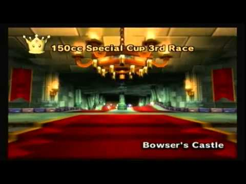 how to get special cup in mario kart wii