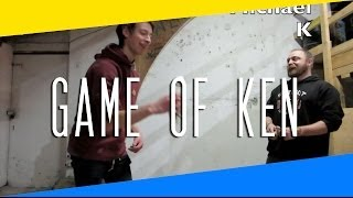 GAME OF KEN (12.28.13 - Day 1152)