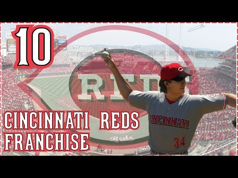 MLB The Show 18 Cincinnati Reds Franchise Ep. 10 - Bailey Bounces Back