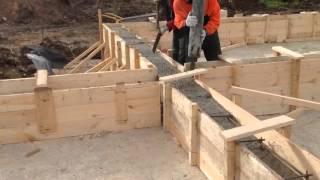 видео Насосы для бетона. Бетононасосы стационарные. Что такое бетон для насоса?