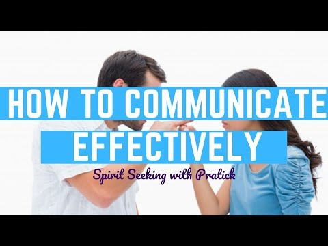 Effective Communication| How To Communicate Effectively? |Open Communication