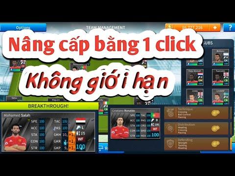 dream league soccer 2019 hack full chỉ số - Dream soccer 2019 hack ||Cách nâng cấp cầu thủ max 100 chỉ bằng 1 click cực dễ ||OLD gaming