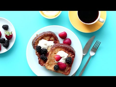 Creme Brulee French Toast - YouTube