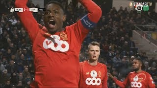 Charleroi - Standard : 0-1