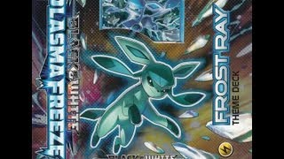 PTCGO Frost Ray Theme Deck!