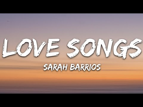 Sarah Barrios - Love Songs