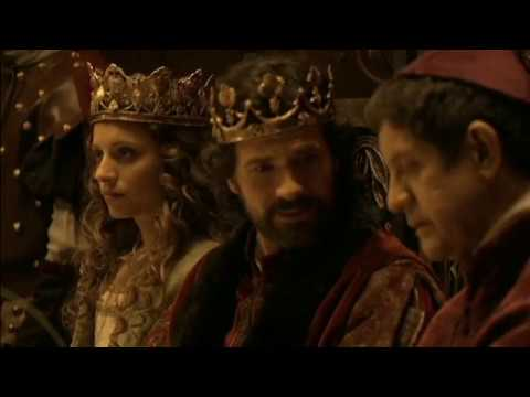 Queen Isabella & King Ferdinand's conflict for the leadership of Castile (Isabel s02e01)