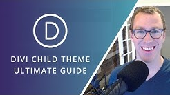 How to Create a Divi Child Theme: The Ultimate Guide!