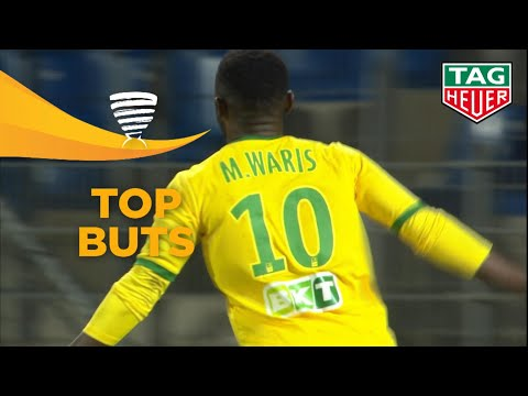 Top buts 1/16 de finale - Coupe de la Ligue BKT / 2018-19