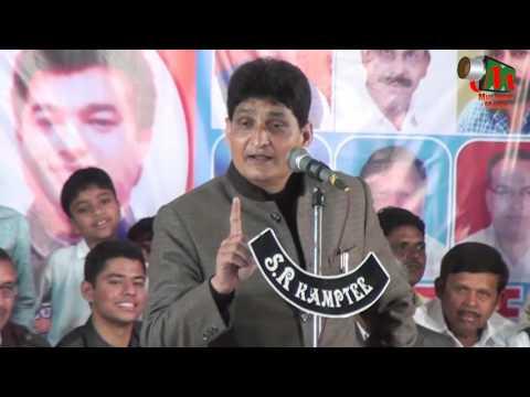 Kunwar Javed GEET, Kamptee Mushaira, 26/01/2016, Org. ADIL VIDROHI, Nagpur, Mushaira Media