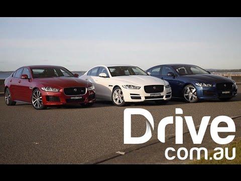 Jaguar XE Australian First Drive Review | Drive.com.au