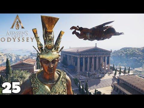 Assassin's Creed ODYSSEY 25 - Bienvenue à ATHÈNES - royleviking [FR PC] thumbnail