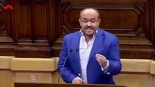 Alejandro Fernández a Torra: